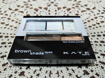 KATE ブラウンシェードアイズ WT-2 クリアホワイト