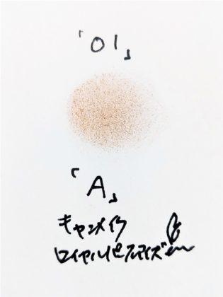 キャンメイク(CANMAKE)新作コスメ アイシャドウ ロイヤルパールアイズ 01シュガーブラウン A 色味