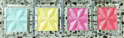 コーセー(KOSE) エスプリーク(ESPRIQUE) アイシャドウ セレクトアイカラーN 限定 全4色 色味(パレット)