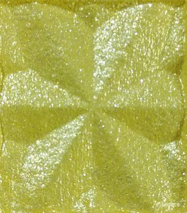 コーセー(KOSE) エスプリーク(ESPRIQUE) アイシャドウ セレクトアイカラーN 限定 YL502 フレッシュイエロー 色味(パレット拡大)