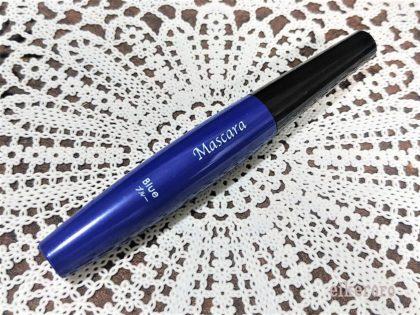 ダイソー(DAISO) 日本製 200円 カラーマスカラD ブルーパケ