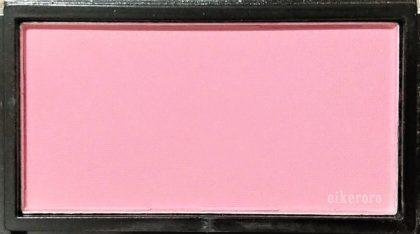 ダイソー(DAISO)×ユーアーグラム(URGLAM) チークブラッシュ 03 パープル 色味(パレット)