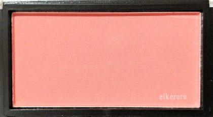 ダイソー(DAISO)×ユーアーグラム(URGLAM) チークブラッシュ 04 ピンクベージュ 色味(パレット)