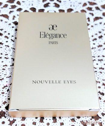 エレガンス(Elégance) アイシャドウ ヌーヴェルアイズ 29 やさしく存在感のある印象 外箱