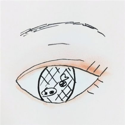 エレガンス(Elégance) アイシャドウ ヌーヴェルアイズ 29 やさしく存在感のある印象 使い方 色味(紙)