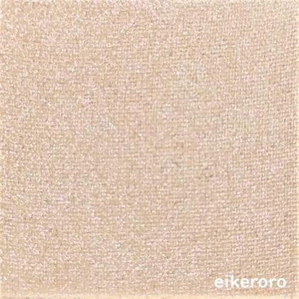 ダイソー(DAISO)×ユーアーグラム(URGLAM) パウダーアイシャドウ オーロラパールカラー PK-1 ピュアピンク 色味(パレット)
