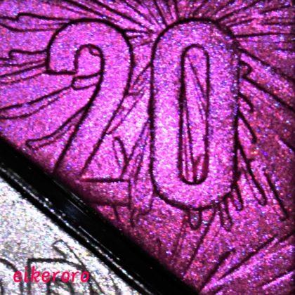 Dior(ディオール) ホリデーコレクション(Happy2020) サンククルール 007 パーティーインカラーズ B
