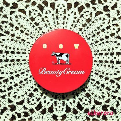牛乳石鹸 カウブランド 赤箱 ビューティクリーム instagram
