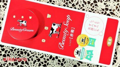 牛乳石鹸(カウブランド) 赤箱 ビューティクリーム(10月12日新商品)・ビューティソープ(しっとり化粧石鹸) ツイッター