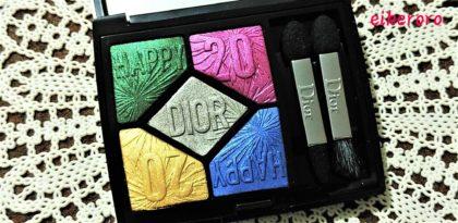 Dior(ディオール) ホリデーコレクション(Happy2020) サンククルール 007 パーティーインカラーズ ツイッター