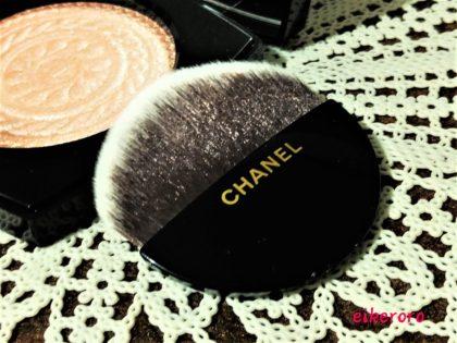 シャネル(CHANEL) 2019 ホリデーコレクション エクラ マニェティク ドゥ シャネル メタル ピーチ ブラシ