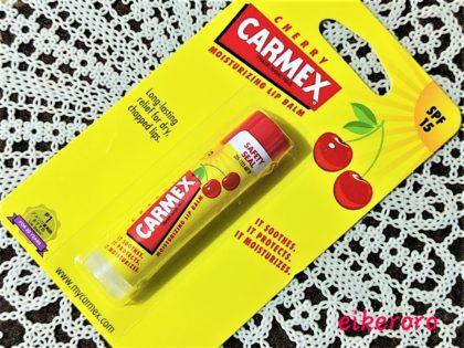 カーメックス(CARMEX) リップバーム スティック チェリー トップ