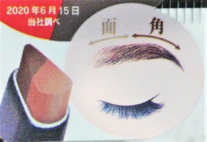 ダイソー(DAISO) GENE TOKYO(ジェネ トウキョウ) ツートンカラーアイブロウペンシル 使い方